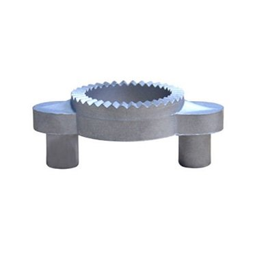 5 Titanium Die Casting with Mirror Polishing Anodic Oxidation Surface
