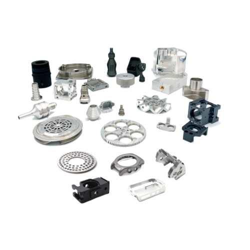 Aluminum Zinc Precision Parts Die Casting Service