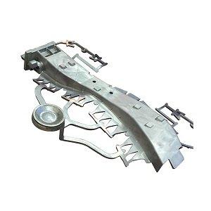 9 Aluminium Alloy Vacuum Die Casting
