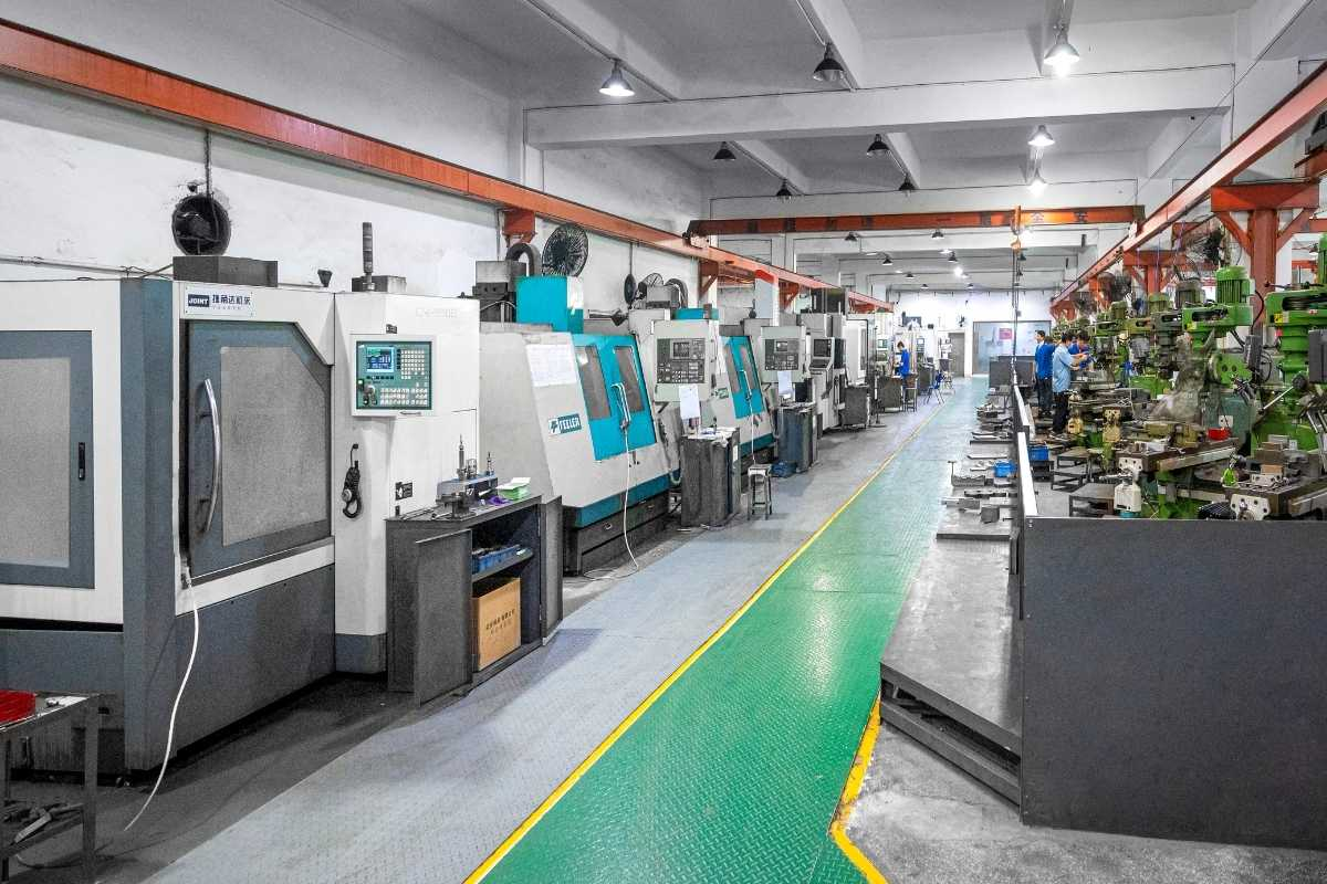 Mold Shop_CNC