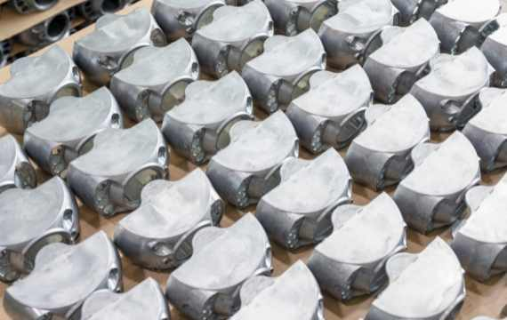 die casting parts in china