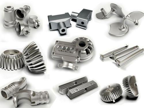 Aluminum die cast parts