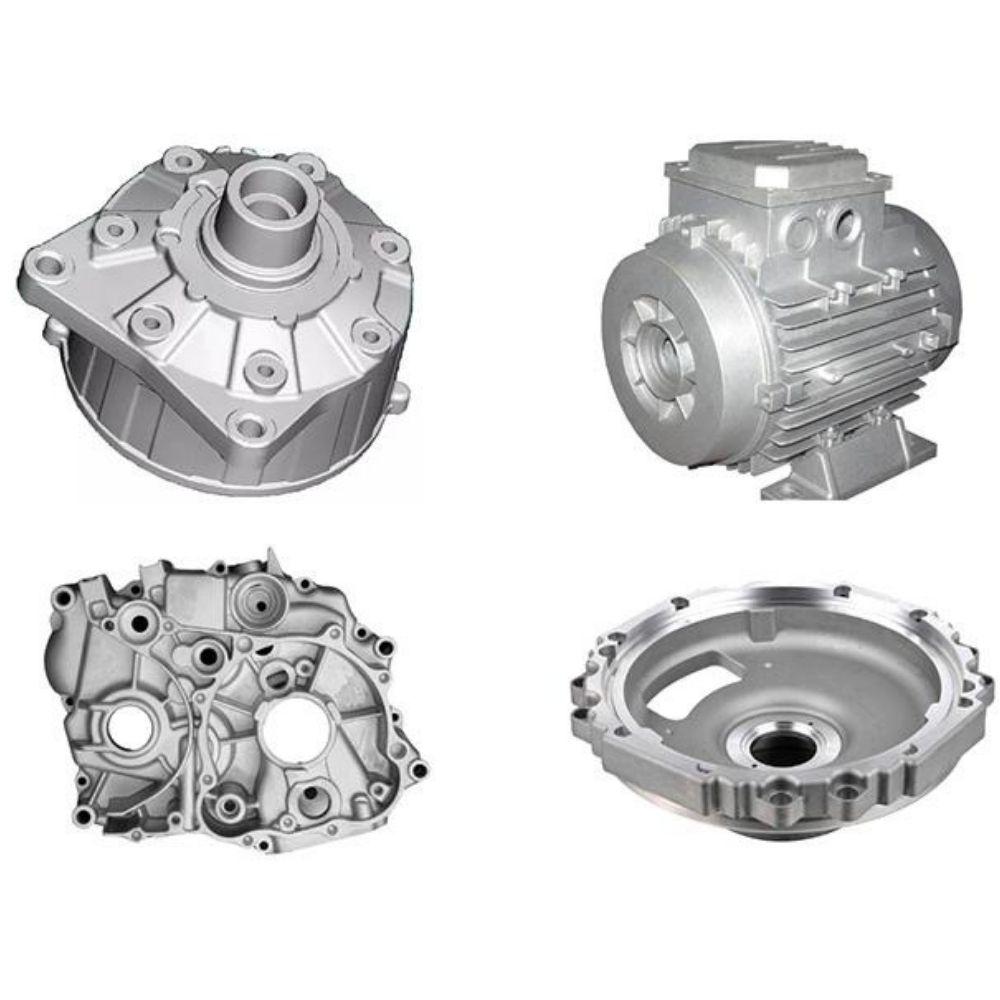 Aluminum-die-cast-components